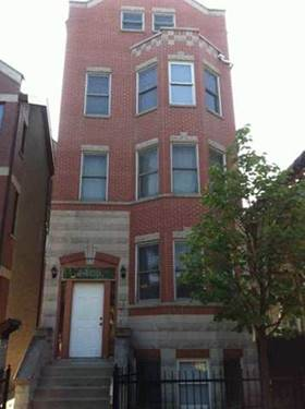 3406 N Seminary Unit 2, Chicago, IL 60657 Lakeview