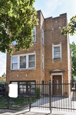 1755 N Kedvale, Chicago, IL 60639