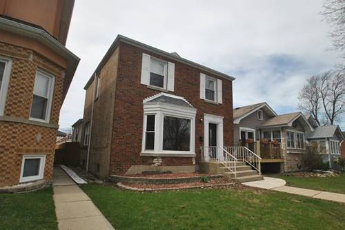3452 N Rutherford, Chicago, IL 60634