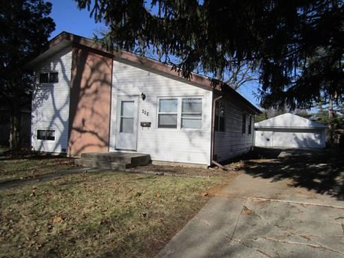 640 W Terrace, Villa Park, IL 60181