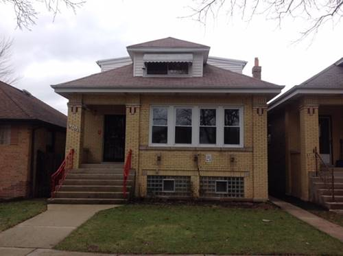 3504 N Normandy, Chicago, IL 60634