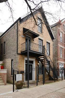 1033 N Hermitage, Chicago, IL 60622 Noble Square