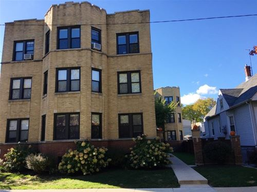 4816 N Oakley Unit 2, Chicago, IL 60625 Lincoln Square