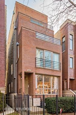 1111 N Hermitage Unit 2, Chicago, IL 60622 Noble Square