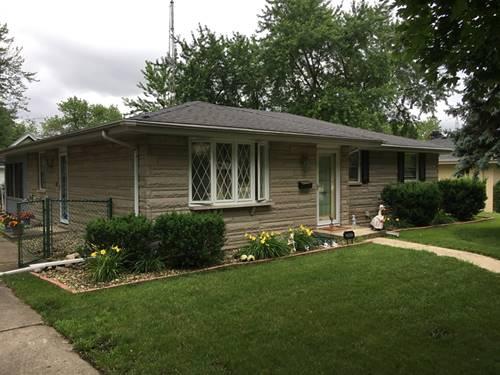 2502 W Glenwood, Joliet, IL 60435