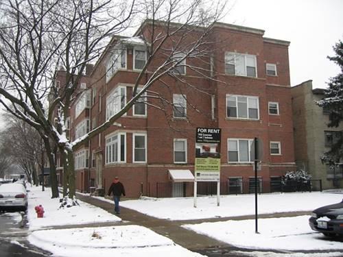 7460 N Greenview Unit 3, Chicago, IL 60626