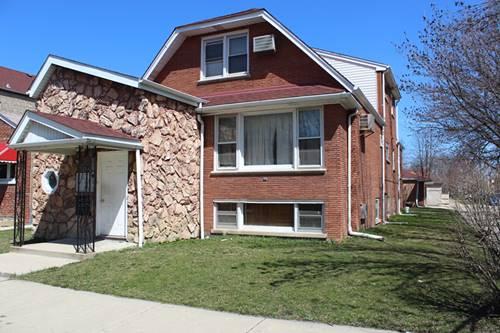 4565 S Christiana, Chicago, IL 60632 Brighton Park