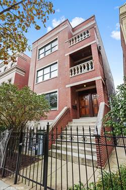 3632 N Lakewood Unit 3, Chicago, IL 60613 Lakeview