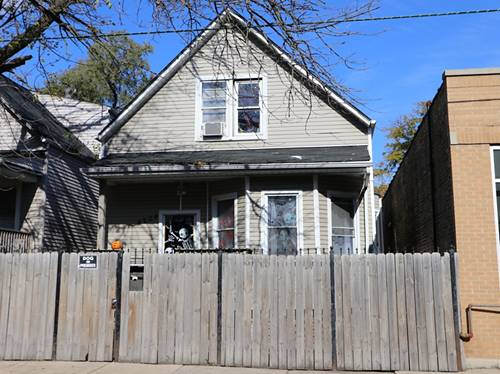 4204 W Division, Chicago, IL 60651 Humboldt Park