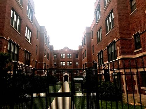 1372 W Estes Unit 3N, Chicago, IL 60626