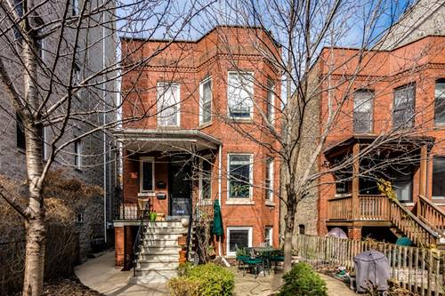 3117 B N Orchard Unit GDN, Chicago, IL 60657 Lakeview
