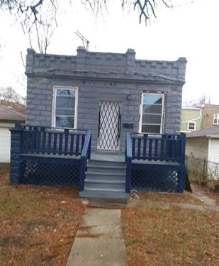 7831 S St Lawrence, Chicago, IL 60619 Chatham