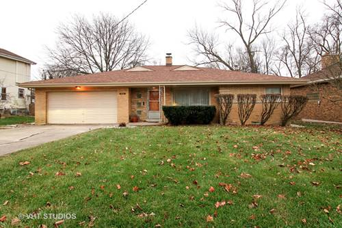 1901 187th, Homewood, IL 60430