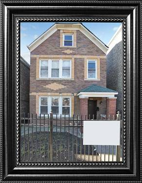 2534 S Whipple, Chicago, IL 60623