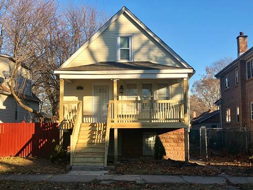 12437 S Parnell, Chicago, IL 60628