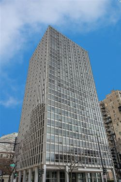 2400 N Lakeview Unit 1806, Chicago, IL 60614 Lincoln Park