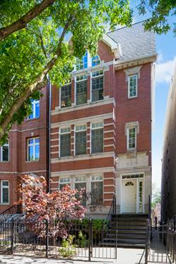 859 W Wrightwood Unit 3, Chicago, IL 60614 Lincoln Park