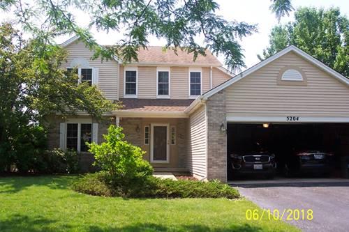 5204 Burgess, Plainfield, IL 60544