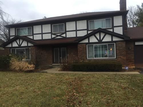 2853 Harolds Crescent, Flossmoor, IL 60422