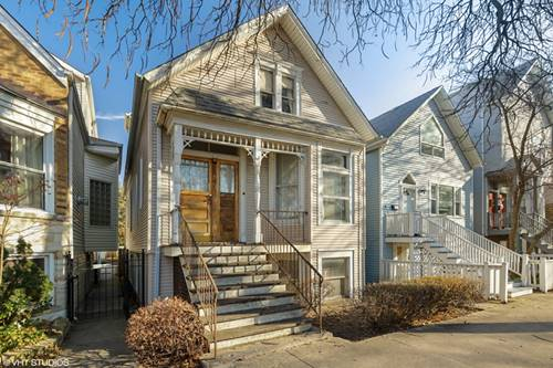 3435 N Oakley, Chicago, IL 60618 Roscoe Village