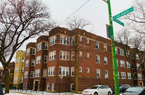 4870 N Talman Unit G, Chicago, IL 60625 Lincoln Square