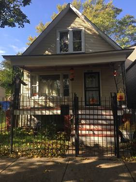 6418 S Oakley, Chicago, IL 60636 West Englewood