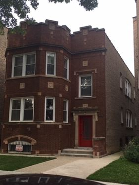6429 N Francisco Unit GARDEN, Chicago, IL 60645 West Ridge