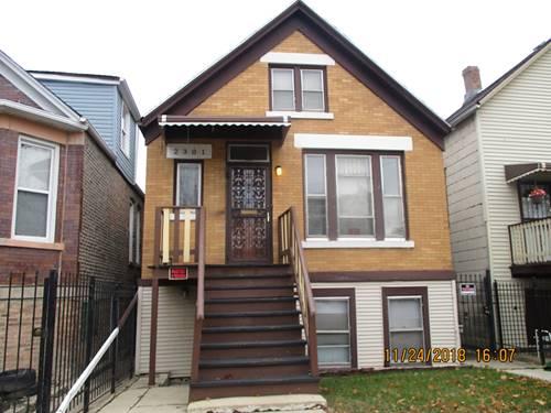 2301 S Kolin, Chicago, IL 60623
