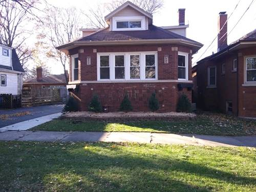 10612 S Drew, Chicago, IL 60643 East Beverly