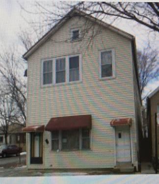 4958 S Marshfield, Chicago, IL 60609
