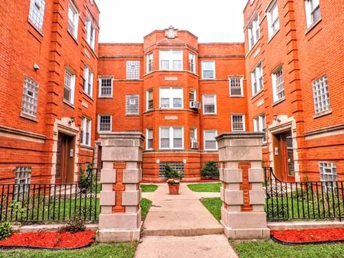 2300 W Granville Unit 3, Chicago, IL 60659