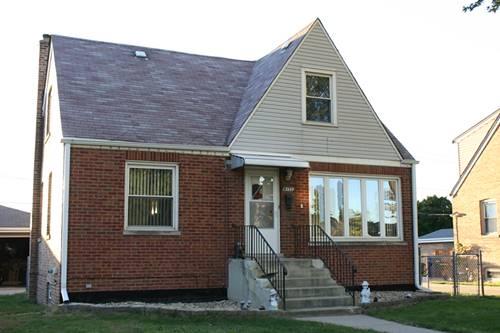 9132 S Springfield, Evergreen Park, IL 60805