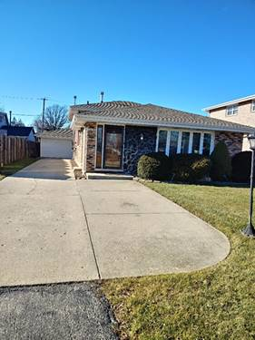 10630 S 80th, Palos Hills, IL 60465
