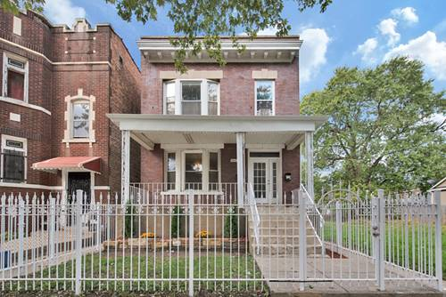 8618 S Carpenter, Chicago, IL 60620