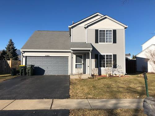 5393 Lansbury, Lake In The Hills, IL 60156
