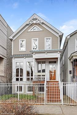2138 W Fletcher, Chicago, IL 60618 West Lakeview