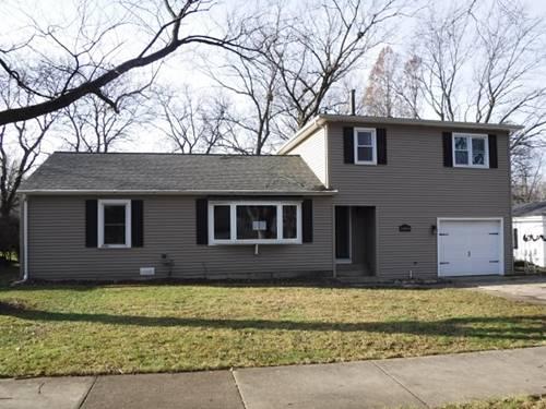 18804 Springfield, Flossmoor, IL 60422