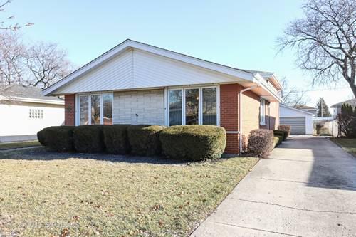 10305 Lockwood, Oak Lawn, IL 60453