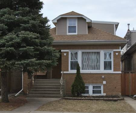 5119 W Wellington, Chicago, IL 60641