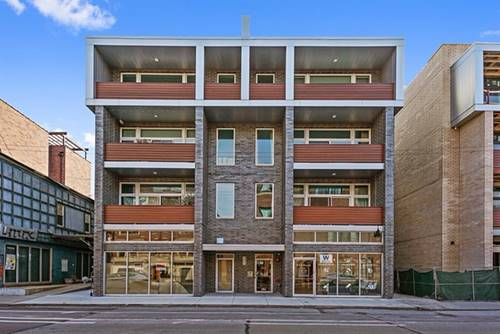 2831 N Halsted Unit 3N, Chicago, IL 60657 Lakeview