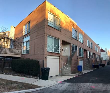 1140 W Newport Unit G, Chicago, IL 60657 Lakeview