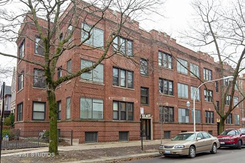 1503 W Cornelia Unit 3, Chicago, IL 60657 Lakeview