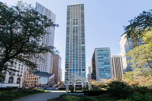 1000 N Lake Shore Unit 804, Chicago, IL 60611 Gold Coast