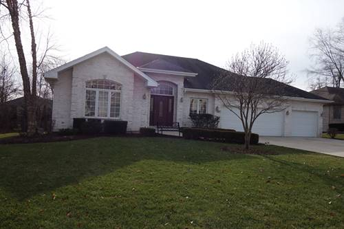 13211 W Choctaw, Homer Glen, IL 60491