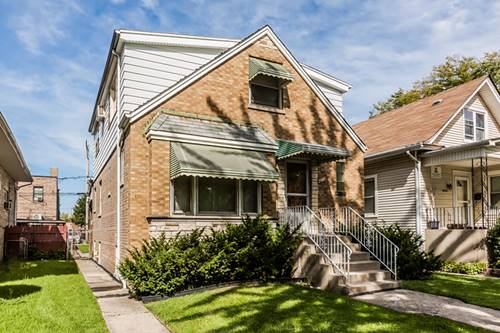 4908 W Fletcher, Chicago, IL 60641