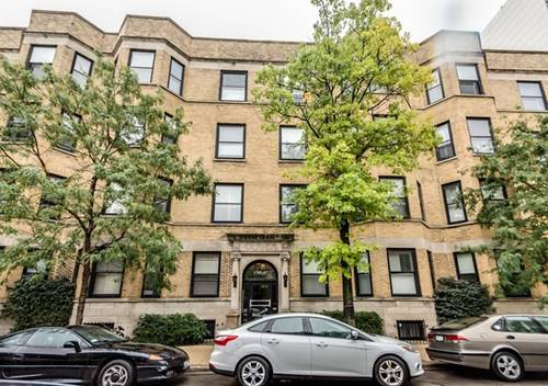 1707 N Crilly Unit 2E, Chicago, IL 60614 Lincoln Park