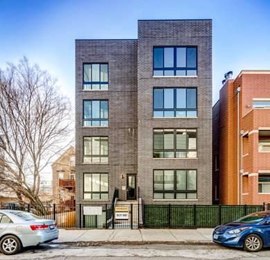 1618 N Bosworth Unit 3E, Chicago, IL 60642 Bucktown
