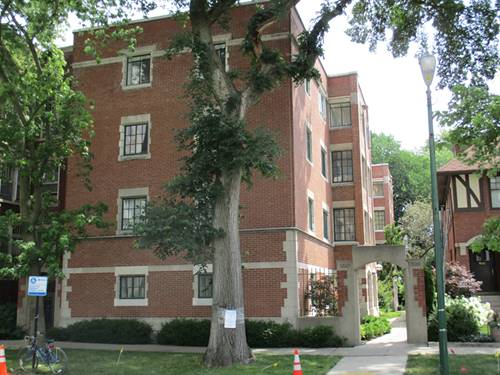 5527 S University Unit 2W, Chicago, IL 60637 Hyde Park