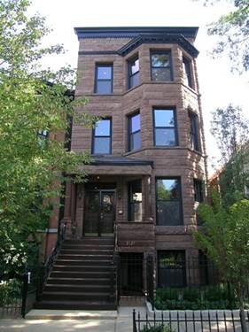 2127 N Cleveland, Chicago, IL 60614 Lincoln Park