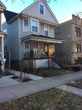 4520 N Avers Unit 2, Chicago, IL 60625